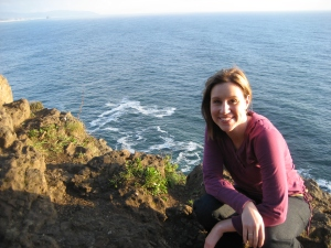 First Board meeting on the Oregon coast